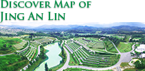 Map of Jing An Lin